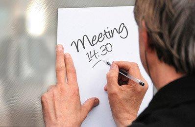 פגישת ייעוץ פיננסי